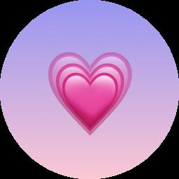 Hearts made 2
